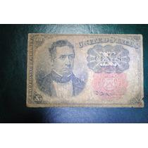 Billete De 10 Cent.dolar Fraccionario