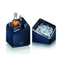 Whisky Johnnie Walker Blue Label C/vasos Hielera Pinza +++