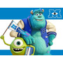 Kit Imprimible Monster University Diseñá Tarjetas, Cumples