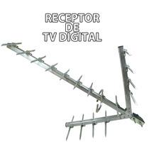Antena Televisión Digital Terrestre - 14 Dbi - Uhf-ld Tda