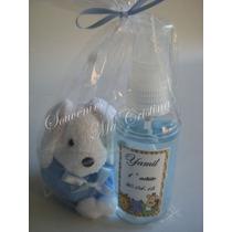 Souvenirs + Perfumina Unicos Nacimientos Babyshower Bautismo
