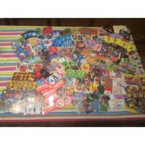 Lote Gigante Cartas Dragon Ball Mcdonalds, Futbol Panini Etc