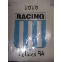 Laminas Comestibles Para Tortas Racing Club Fotos Futbol
