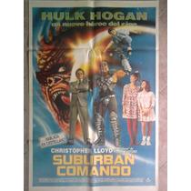 Comando Suburbano 1616 Hulk Hogan 1.10 X 0.75
