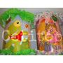 Piñatas De Carton, Mickey, Minnie Y Todos Los Personajes