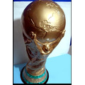 Copa Del Mundo Fifa, Mundial Futbol, Replica, Trofeo, Pelota