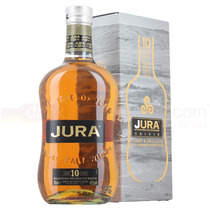 Whisky Jura 10 Años Single Malt Botellon De Litro Importado