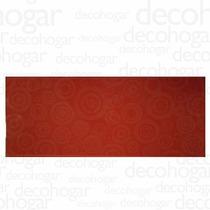 Revestimiento Porcelanato Brilloso Cartagena Rojo X Pieza