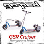 Monopatin A Motor Goped Gsr Cruiser Nafta Scooter 29 Cc