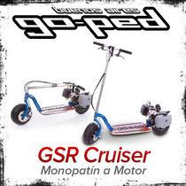 Monopatin A Motor Goped Gsr Cruiser Nafta Scooter 29 Cc
