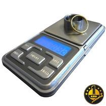 Balanza Precision De 0.1gramo A 500 Grs Portable 1 Año Gtia