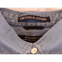Camisa De Jean - Marca Devon & Jones