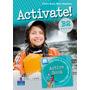 Activate! B2 Students Book Editorial Longman Con Dvd Nuevo!