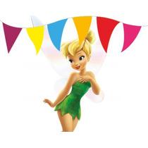 Kit Imprimible Tinker Bell Campanita Tarjetas ,cumples Y Mas