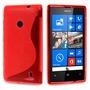 Funda Tpu Sline Nokia Lumia 520 Carcasa De Gel