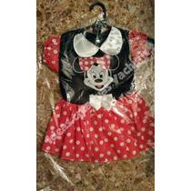 Disfraz De Minnie Para Beba/nena