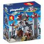 Educando Playmobil Super4 Gran Castillo Del Baron Negro 6697