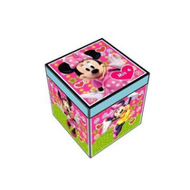 Kit Imprimible Cajitas Explosivas Minnie La Casa De Mickey