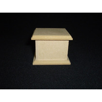 Caja Fibrofacil 6x6x4 (10 Unidades) Maderarte