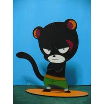 Panther Lily Fairytall Adorno Torta Centros De Mesa