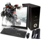 Pc Completa Intel Core I3 7ma Gen 1 Tb Ddr4 Monitor 19 Full