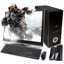 Pc Intel I3 6ta Gen Usb 3.0 + 8gb + 1tb + Super Video Hd