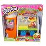 Educando Shopkins Stand Frutas/verduras +2 Figuras Nenas Tv