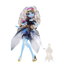 Monster High Abbey Bominable C/accesorios Orig Mattel Jiujim