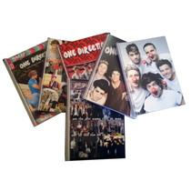 Cuadernos Universitarios De One Direction X 10 U