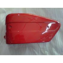 Cacha Guerrero Gmx 150 Roja Izquierda - Dos Rueda Motos