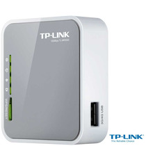 Router Mini Wifi Portátil Tp-link Tl-mr3020 Usb 3g 150mbps