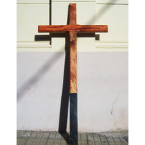 Historical*- Gran Cruz Antigua De Campo Impecable -envío