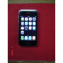 I-phone 3g 8gb(con Hard Case Y Silicona) Impecable! Liberado