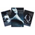 Libros 50 Sombras De Grey+mas Oscuras+liberadas 3 X1 !!!