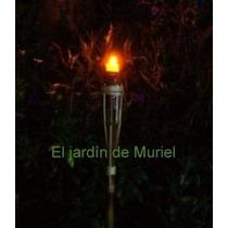 Antorcha Led - Sin Fuego Antorcha Decorativa Luz A Elección