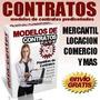Kit Imprimible 350 Contratos Comerciales Prediseñados