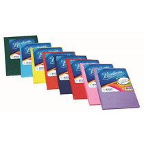 Cuaderno Abc Rivadavia 48hjs Colores A Eleccion Cuadriculado
