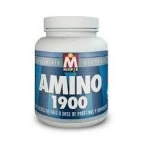 Aminoacidos Mervick Entrena Mas Fuerte 120u Suplemento Amino