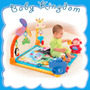 Gimnasio Manta Musical Fisher Price 3en1. Nuevo Musical Bebe