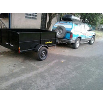 Trailer Facundo Cuatris,motos, Todo Tipo Stock Permanente