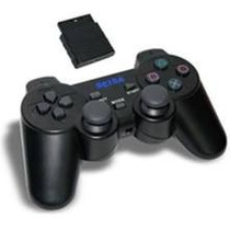 Joystick Inalambrico Para Ps2 Seisa Compatible Ps2 Sony