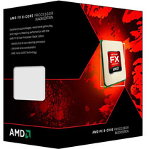 Micro Procesador Amd Bulldozer Fx 8350 Black Ed 4.0 Ghz Am3+