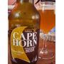 Cerveza 1/2 Litro Cape Horn Fuerte Negra Artesanal