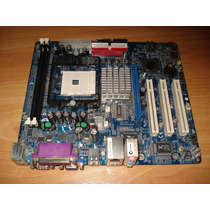 Mother Albatron 2 Sata Ddr1 Funcionando Perfecto Socket 754