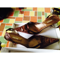 Zapatos Mujer Prune