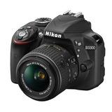 Camara Digital Nikon D3300 Kit 18-55 Vr  Full Hd 24.2 Mpx