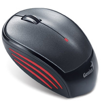 Mouse Optico Inalambrico Genius Nx-6500 1200dpi - La Plata!!