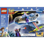 Lego Toy Story - Buzz's Star Command Ship (7593)
