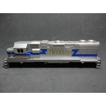 Llm- 9899 Pc Carroceria Locomotora Gp-38-2 Athearn Ho