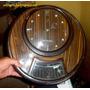 Reloj Pendulo Pila Art Deco Madera Diseño Retro Vintage Hay+